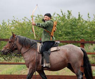 Doru archery crop